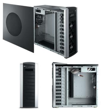 Dos cajas y un ventilador para procesadores de Cooler Master, Imagen 1