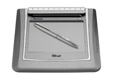 Las tabletas digitales como la BT446 de Trust aprovechan el Bluetooth, Imagen 1