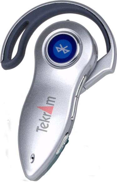TM-312 son los auriculares por Bluetooth de Tekram, Imagen 1
