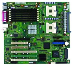 La E7525 Master-S2 trabaja con dos Intel Xeon y memoria DDR2 con ECC, Imagen 1