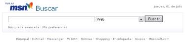 MSN lanza la esperada versión beta de su popular buscador, Imagen 1