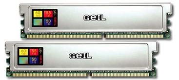 El 10 de Julio GeIL presentará sus RAMs DDR2 a 533 Mhz, Imagen 1