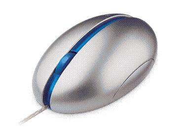 Philippe Starck plasma su genialidad en el nuevo ratón de Microsoft, el Optical Mouse by S+ARCK, Imagen 1