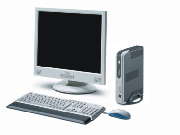 Los ordenadores FUTRO S de Fujitsu Siemens con procesadores Transmeta, Imagen 1