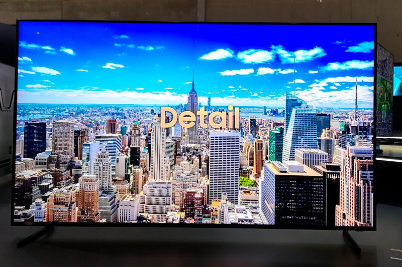 906f18d8aa05c Samsung también se apunta a los 8K con su TV Q900R QLED con HDR10+ y 4000  nits de brillo
