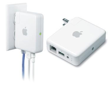 Se pone a la venta el AirPort Express, la esperadísima estación base móvil de Apple, Imagen 1