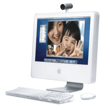 Macs nos presenta un ordenador dentro de una pantalla tft, los nuevos iMacs, Imagen 1