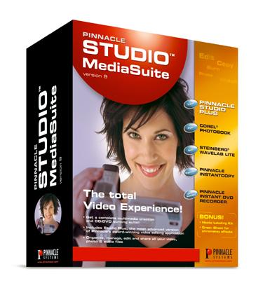 Pinnacle Systems Presenta el Studio Mediasuite, Imagen 1