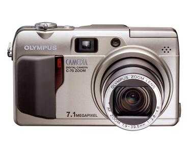 Olympus C-70 y C-370 ZOOM delicioso potencial, Imagen 1
