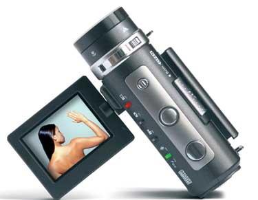 DVX-Cam6+, la nueva videocámara de Rimax, Imagen 1