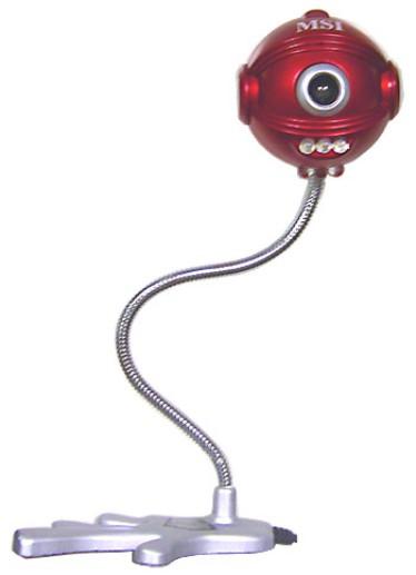 Webcam basada en infrarrojos de MSI, Imagen 1
