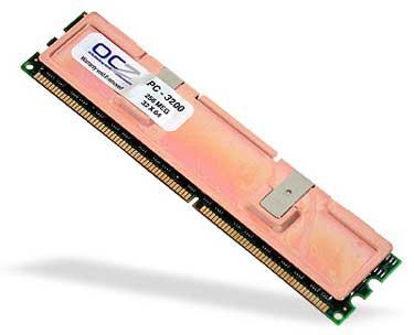 Nuevas memorias DIMM DDR, Imagen 1