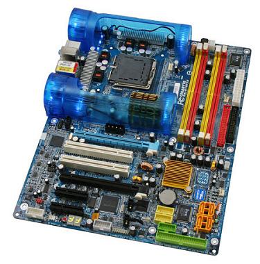Gigabyte Presenta su placa 975X de Intel, Imagen 1