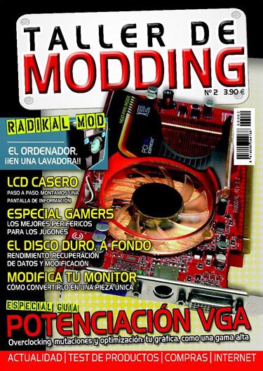 HispaZone en la revista Taller de Modding, Imagen 1