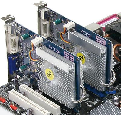 S3 se apunta al carro del multi GPU con la S27, Imagen 1