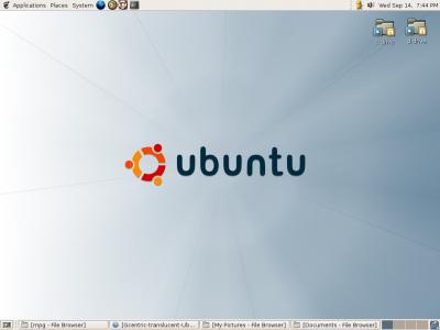 Ubuntu lanza el Dapper Drake para entornos empresariales, Imagen 1