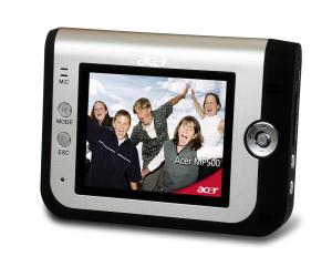 Acer se estrena en el mundo del reproductor portátil, Imagen 1