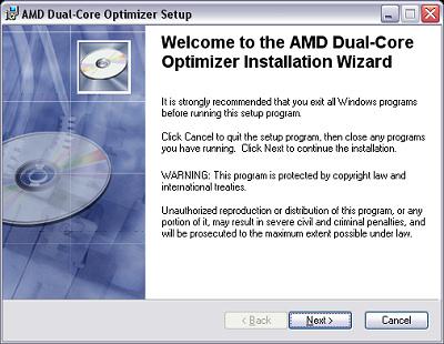 AMD lanza una utilidad de optimización de dual core, Imagen 1
