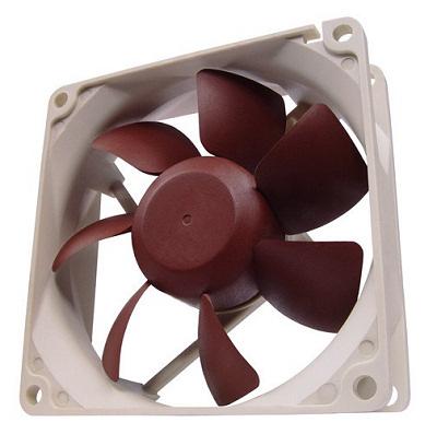 Noctua completa su gama de ventiladores con el nuevo R8, Imagen 1