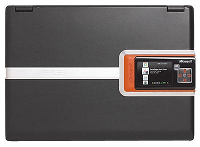 ASUS deja ver el primer portatil con pantalla auxiliar, Imagen 1