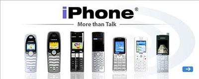 Cisco demanda a Apple por la marca iPhone, Imagen 1