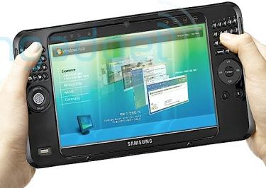 Samsung presenta el Q1 Ultra, el primer Vistagami, Imagen 1