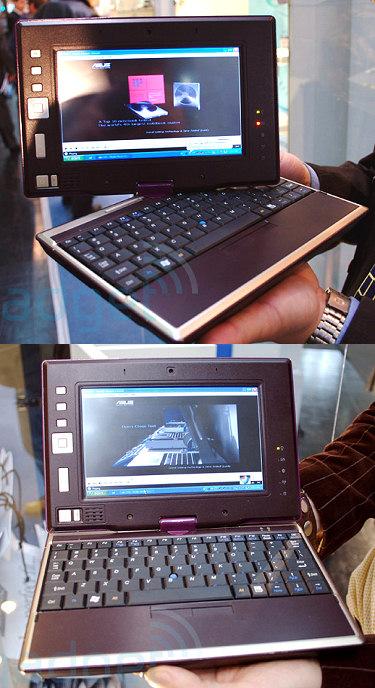 ASUS también tiene nuevo UMPC. Os presentamos el nuevo T83, Imagen 1