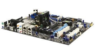 XFX se atreve con las placas base, Imagen 1
