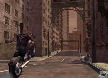 Axel Rage, el nuevo juego presentado por Akella, Imagen 1
