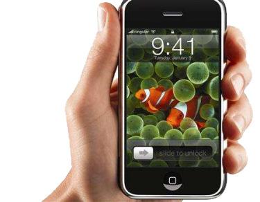 Apple. iPhone el dia 29 y con aplicaciones Web 2.0, Imagen 1