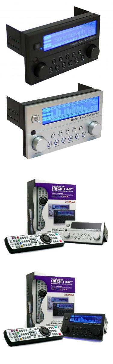 Nuevo panel frontal Ultrabay de Soundgraph, Imagen 1