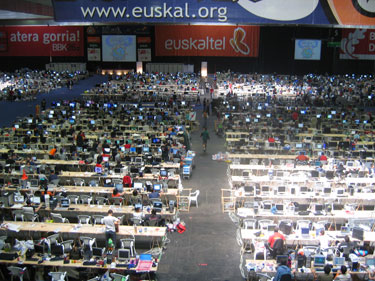 Euskal Encounter 15: éxito en asistencia, pero ¿está a la altura de la WGT?, Imagen 1