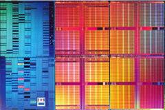 Intel lanzará sus micros de 45 antes de que acabe el año, Imagen 1