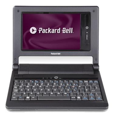 Packard Bell presenta un inesperado UMPC de pequeñas dimensiones, Imagen 1