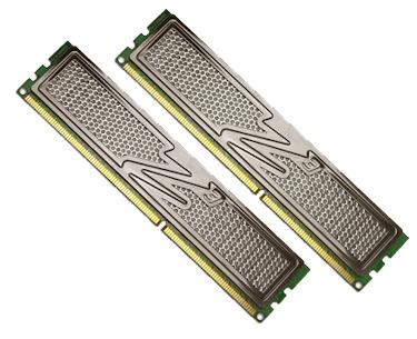 OCZ presenta las primeras memorias DDR3 Extreme Memory de Intel, Imagen 1