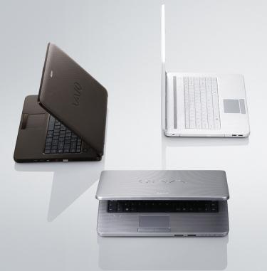 Sony lanza una nueva serie de portátiles económicos, los NR, Imagen 1