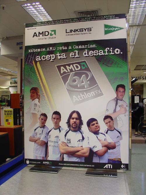 GIGABYTE patrocinará el x6tence.AMD Esports Club, Imagen 1