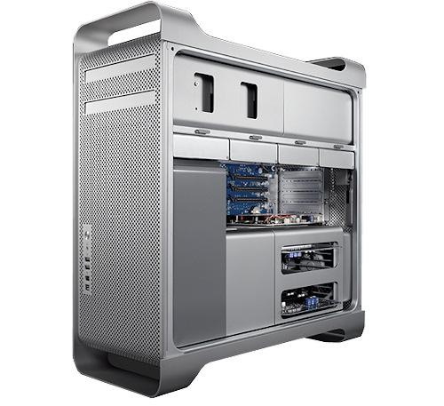 Apple renueva el MAC Pro con procesadores Xeon de 45nm, Imagen 1