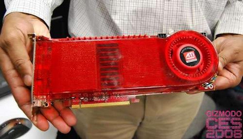 CES 2008: ATI presenta en sociedad a la R680, Imagen 1