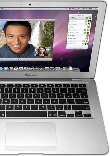 MacWorld 08: Apple presenta el Macbook Air, Imagen 1
