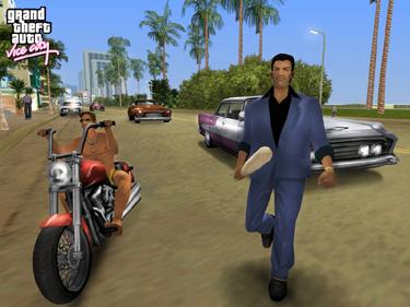 GTA: Vice City estrena pagina Web, Imagen 3
