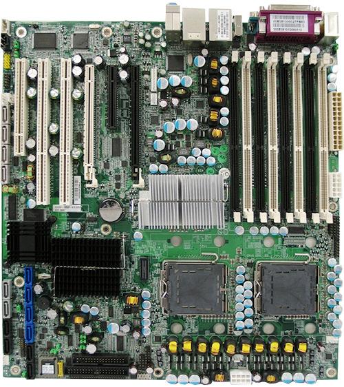 TYAN presenta sus nuevas soluciones para Xeon de 45nm. Tempest i5400XT, Imagen 1