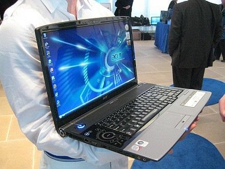 Acer presentó ayer su segunda generación Gemstone, Imagen 1