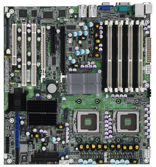 """Tyan entra en el programa """"Intel Qualified Server Board"""" con la nueva Tempest i5400PL, Imagen 1"""