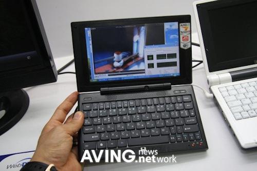 Computex 2008: AMD entra también en el juego de los Netbook, Imagen 1