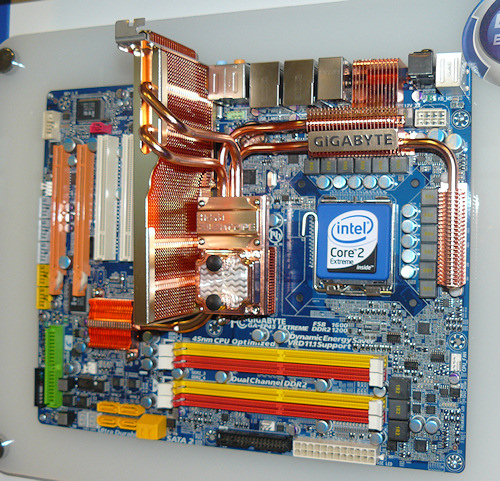 Computex 2008:Gigabyte sigue apostando por los overclockers, Imagen 1