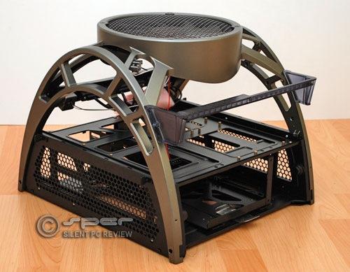 Antec presenta Skeleton, su caja más innovadora, Imagen 1