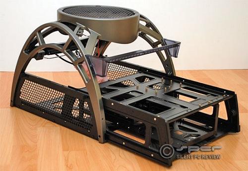 Antec presenta Skeleton, su caja más innovadora, Imagen 2