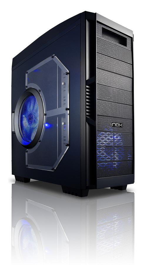 NOX presenta la Coolbay HX, Imagen 1