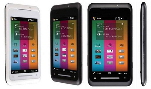 Toshiba introduce un Smartphone a 1GHz, Imagen 1